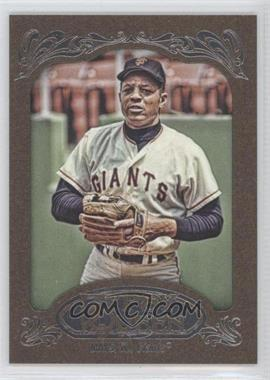 2012 Topps Gypsy Queen Retail Gold #280 - Willie Mays