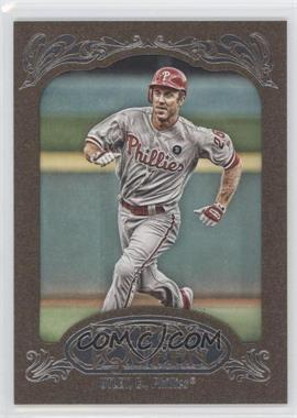 2012 Topps Gypsy Queen Retail Gold #286 - Chase Utley