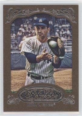 2012 Topps Gypsy Queen Retail Gold #293 - Yogi Berra