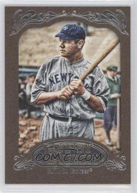 2012 Topps Gypsy Queen Retail Gold #300 - Babe Ruth