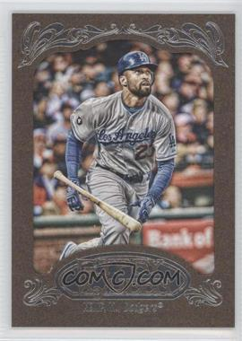 2012 Topps Gypsy Queen Retail Gold #44 - Matt Kemp