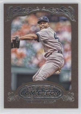 2012 Topps Gypsy Queen Retail Gold #54 - Mariano Rivera