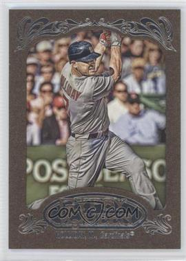 2012 Topps Gypsy Queen Retail Gold #55 - Matt Holliday