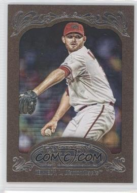 2012 Topps Gypsy Queen Retail Gold #71 - Ian Kennedy