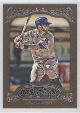 2012 Topps Gypsy Queen Retail Gold #76 - Mike Napoli