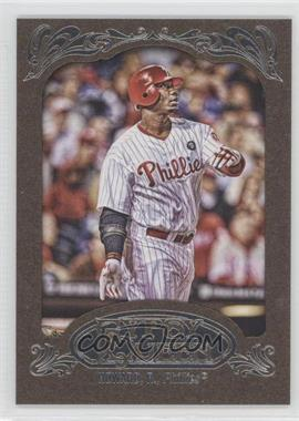 2012 Topps Gypsy Queen Retail Gold #83 - Ryan Howard