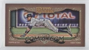 2012 Topps Gypsy Queen Sliding Stars Minis #SS-CG - Curtis Granderson
