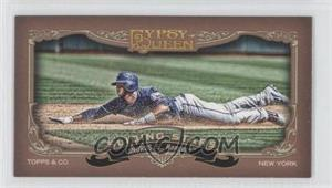 2012 Topps Gypsy Queen Sliding Stars Minis #SS-EA - Elvis Andrus