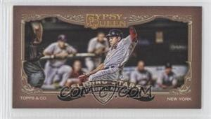 2012 Topps Gypsy Queen Sliding Stars Minis #SS-JE - Jacoby Ellsbury