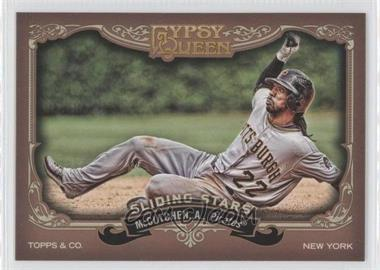 2012 Topps Gypsy Queen Sliding Stars #SS-AM - Andrew McCutchen
