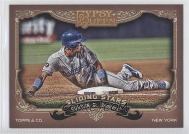 2012 Topps Gypsy Queen Sliding Stars #SS-DG - Dee Gordon