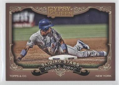 2012 Topps Gypsy Queen Sliding Stars #SS-DG - Dee Gordon