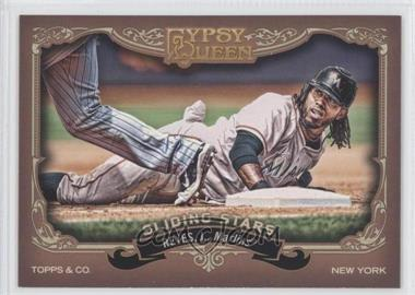 2012 Topps Gypsy Queen Sliding Stars #SS-JR - Jose Reyes