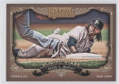 2012 Topps Gypsy Queen Sliding Stars #SS-JR - Jose Reyes