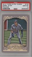 Derek Jeter (Leading Off) [PSA 10]