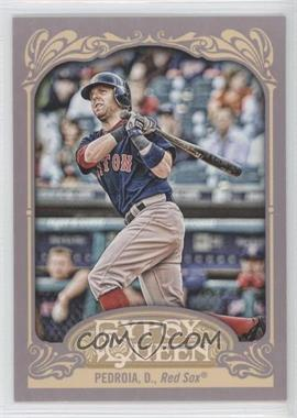 2012 Topps Gypsy Queen #143 - Dustin Pedroia