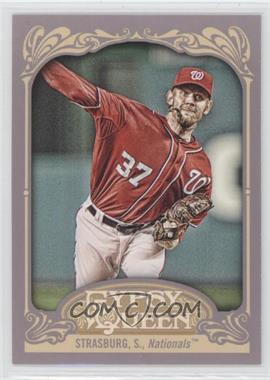 2012 Topps Gypsy Queen #184 - Stephen Strasburg