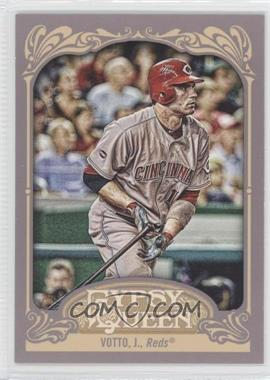 2012 Topps Gypsy Queen #220 - Joey Votto