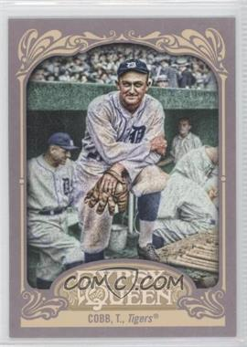 2012 Topps Gypsy Queen #229 - Ty Cobb
