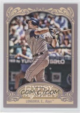 2012 Topps Gypsy Queen #230.2 - Evan Longoria (Batting)