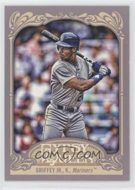 2012 Topps Gypsy Queen #250.2 - Ken Griffey Jr. (Batting Stance)