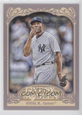 2012 Topps Gypsy Queen #54 - Mariano Rivera