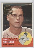 Barry Shetrone
