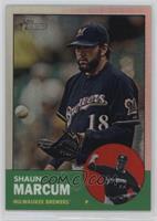 Shaun Marcum /563