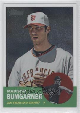 2012 Topps Heritage - [Base] - Chrome #HP66 - Madison Bumgarner /1963
