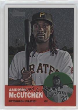 2012 Topps Heritage - [Base] - Chrome #HP79 - Andrew McCutchen /1963