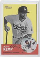Matt Kemp (Image Swap)