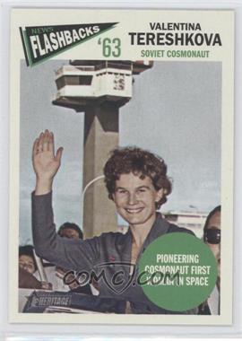 2012 Topps Heritage - News Flashbacks #NF-VT - Valentina Tereshkova