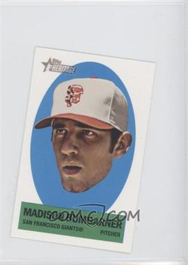 2012 Topps Heritage - Stick-Ons #10 - Madison Bumgarner