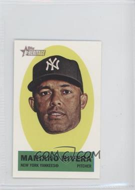 2012 Topps Heritage - Stick-Ons #29 - Mariano Rivera