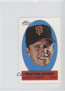 2012 Topps Heritage - Stick-Ons #44 - Buster Posey
