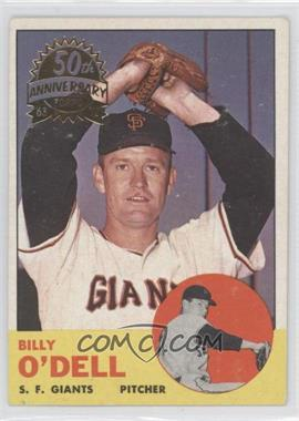 2012 Topps Heritage 1963 Topps 50th Anniversary Buybacks #235 - Billy O'Dell