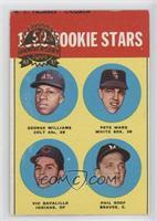 George Williams, Pete Ward, Vic Davalillo, Phil Roof [GoodtoVG&#820…