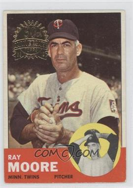 2012 Topps Heritage 1963 Topps Buybacks #26 - Ray Moore [Good to VG‑EX]