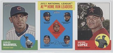 2012 Topps Heritage Advertising Panels #161 - [Missing]
