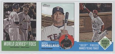 2012 Topps Heritage Boxloader Ad Panel #WSMMWS - [Missing]