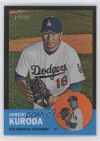 Hiroki Kuroda /63