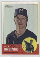 Zack Greinke /563