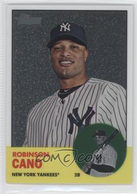 2012 Topps Heritage Chrome #HP10 - Robinson Cano /1963