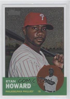 2012 Topps Heritage Chrome #HP21 - Ryan Howard /1963