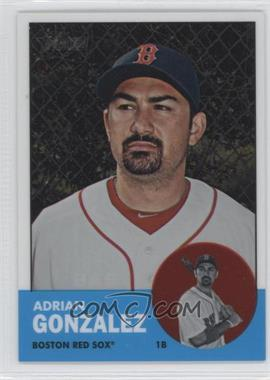 2012 Topps Heritage Chrome #HP3 - Adrian Gonzalez /1963