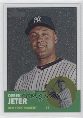2012 Topps Heritage Chrome #HP33 - Derek Jeter /1963