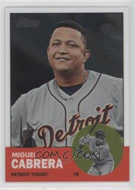 2012 Topps Heritage Chrome #HP5 - Miguel Cabrera /1963