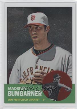 2012 Topps Heritage Chrome #HP66 - Madison Bumgarner /1963