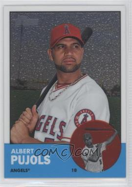 2012 Topps Heritage Chrome #HP8 - Albert Pujols /1963