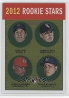 Addison Reed, Adron Chambers, Dellin Betances /1963